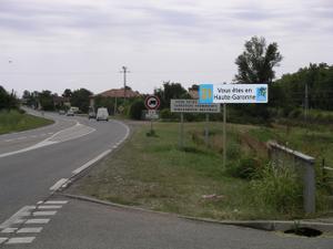 Etape 16-Garganvilar(82)-Toulouse(31)