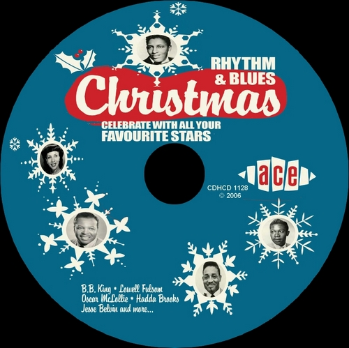 "Various Artists : CD "" Rhythm 'n' Blues Christmas "" Ace Records CDHCD 1128 [ GE ]"
