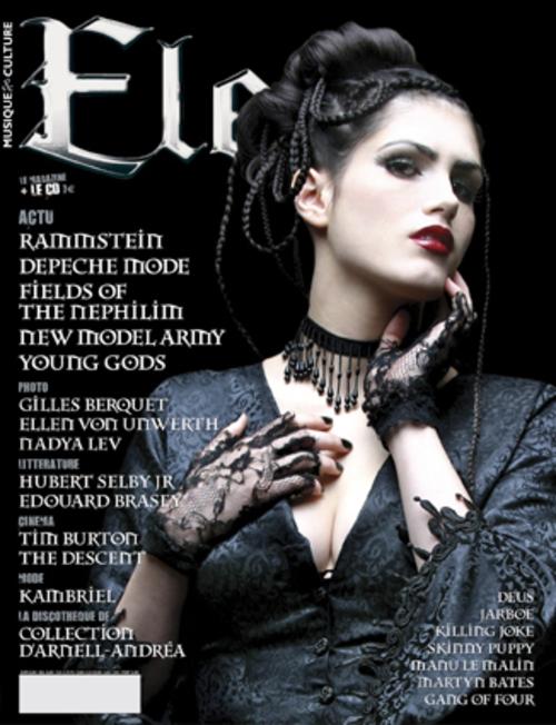 Magazines gothiques