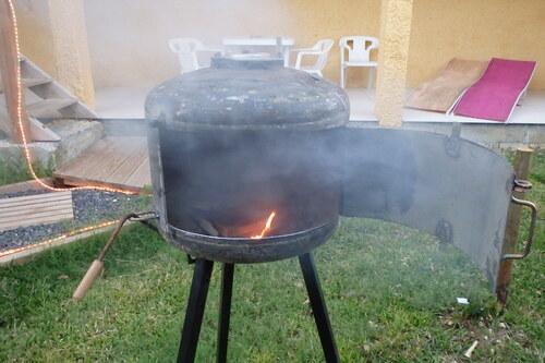 BBQ titi