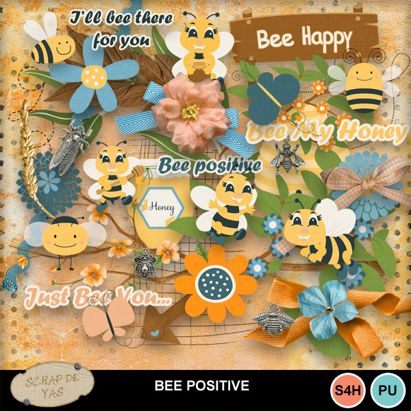 Bee positive 9 juin / June 9th Pv0128