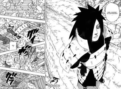 Onomatopées Naruto