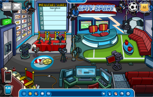 Guide coupe Club Penguin