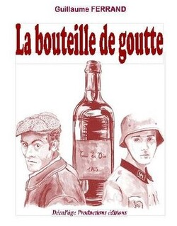 Notre auteur de La bouteille de goutte chez Boccolini !