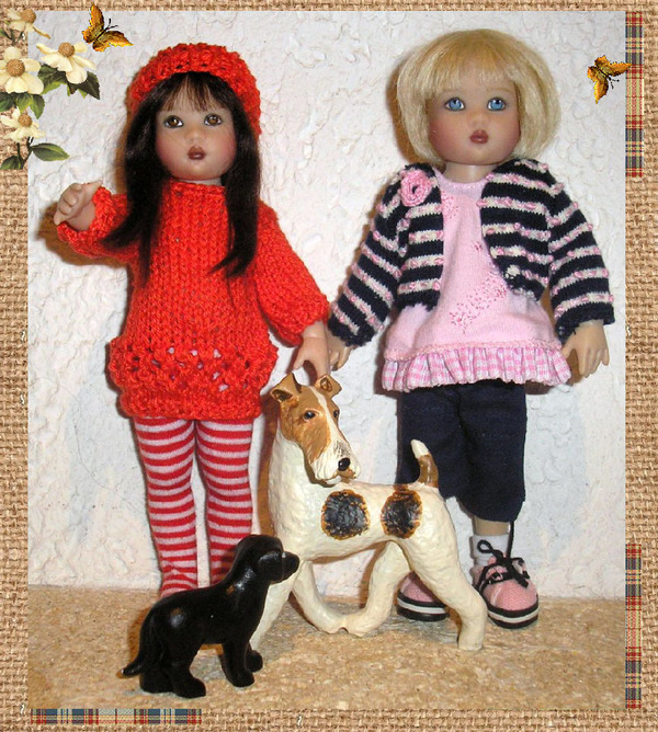 "Petite Fille 7,5""_Riley"