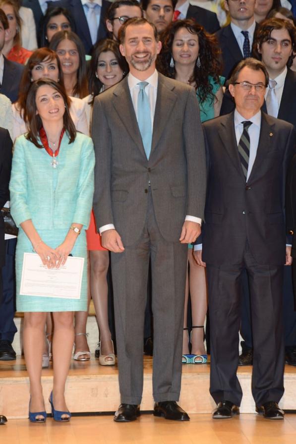 Felipe et les nouveaux juges