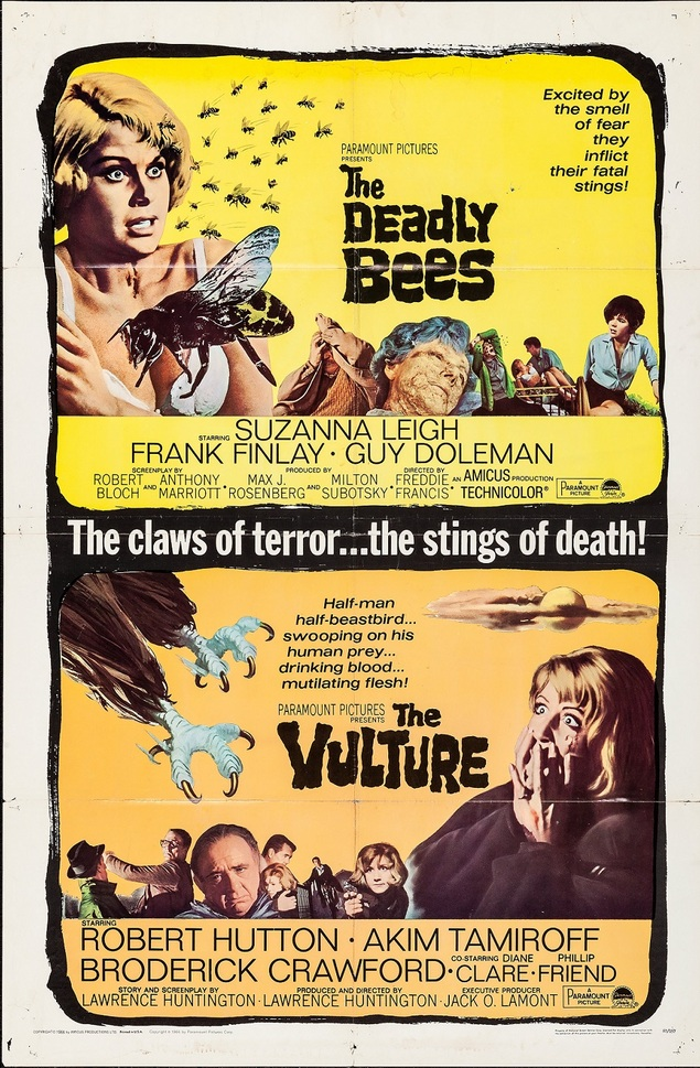THE DEADLY BEED BOX OFFICE USA 1967