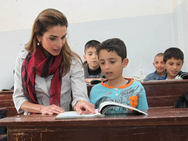 Rania à Irbid
