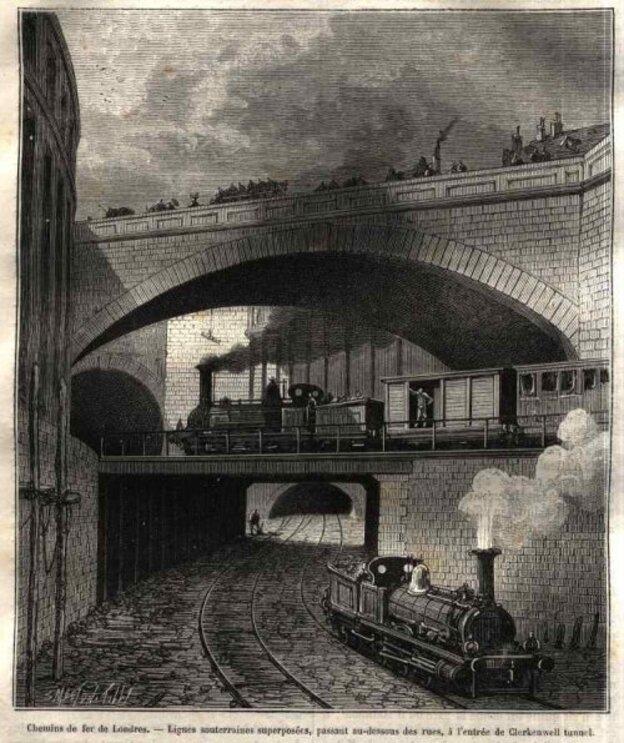 LONDRES 1834-1896