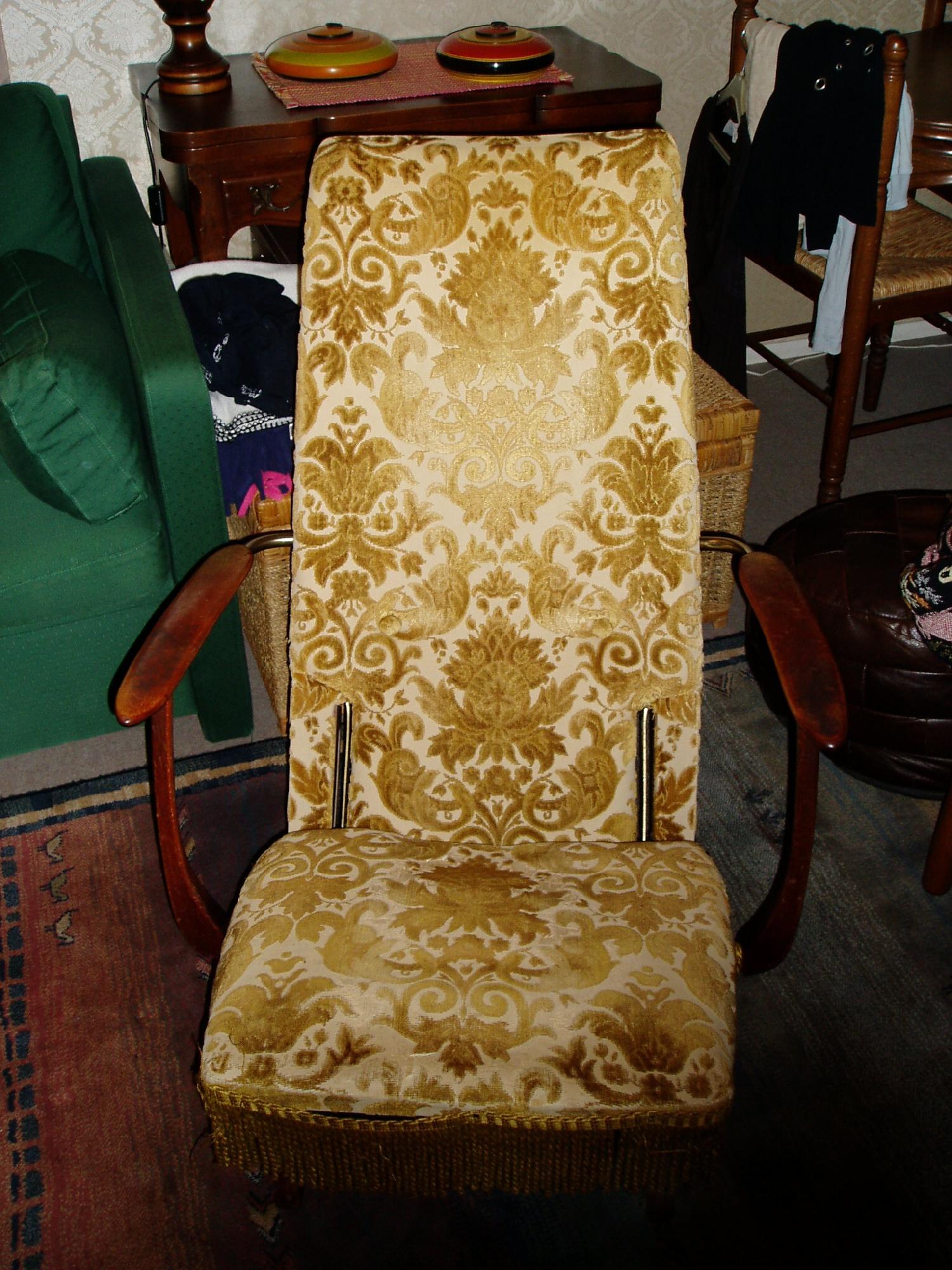 fauteuil relook mes bricoles. Black Bedroom Furniture Sets. Home Design Ideas