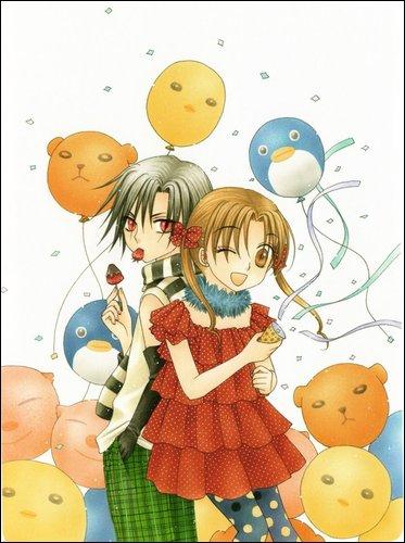 Gakuen Alice: Images