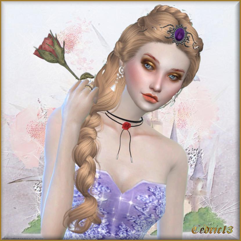 TS4 Sim: Belle