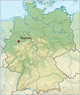 Le temple hindou Sri Kamadchi de Hamm en Allemagne