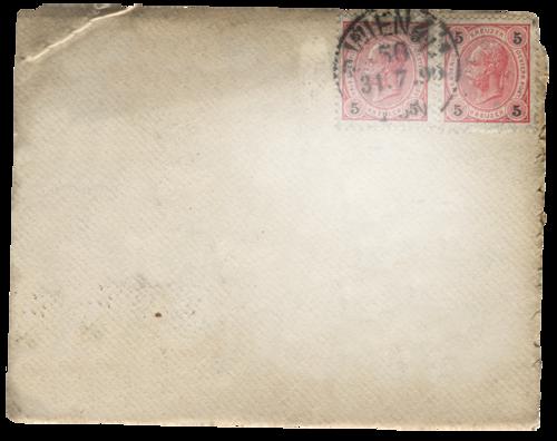 Cartes et Enveloppes Série 6