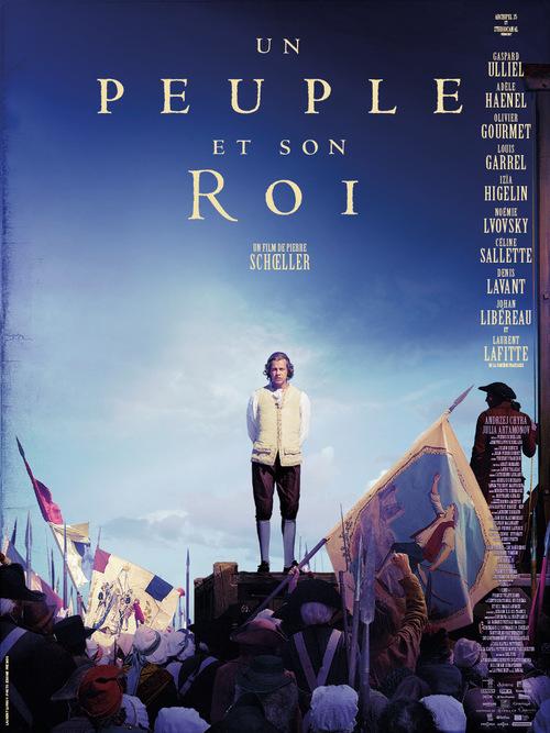 La liberté a une histoire: découvrez-là dans la bande-annonce d'UN PEUPLE ET SON ROI avec Gaspard Ulliel, Adèle Haenel, Louis Garrel, Laurent Lafitte