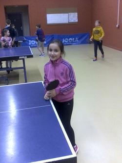 Tennis de table 2ème partie