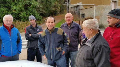 visite de la forêt communale de Sainte-Marie d'Alvey