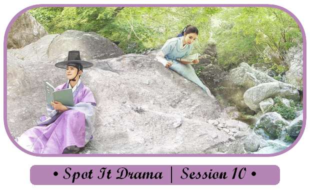 ✎ Spot It Drama | Session 10