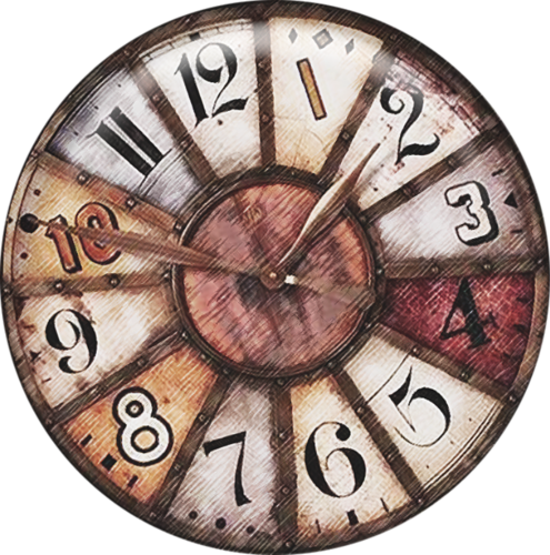 Horloges Série 3