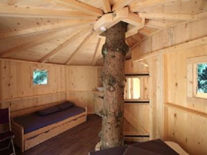 Pour amateurs de *nature* et confort minimal...