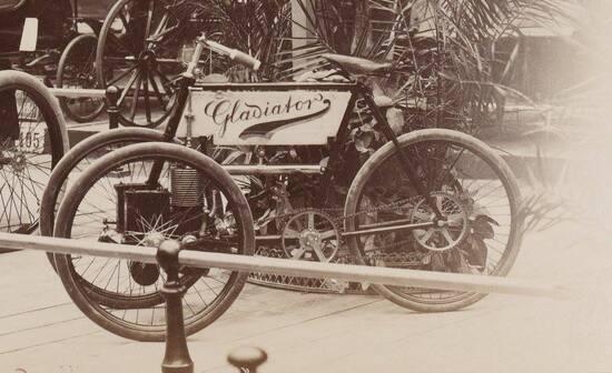 Un tricycle très, très inconnu !