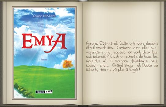 « Emya » de Louise Tristani