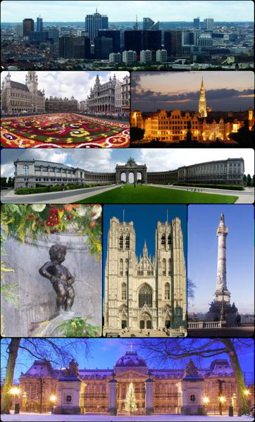 Blog de lisezmoi :Hello! Bienvenue sur mon blog!, La Belgique : Bruxelles