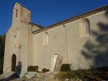La chapelle Sainte-Christine de Solliès-Pont
