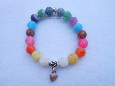 Bracelet Perles & Breloque (1)