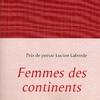 1ère de couv femmes des continents