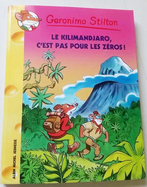 Le kilimandjaro, c'est pas pour les zéros! chapitre 1