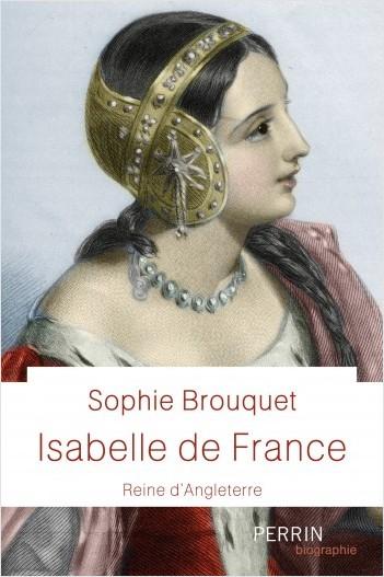 Isabelle de France   -   Sophie Brouquet