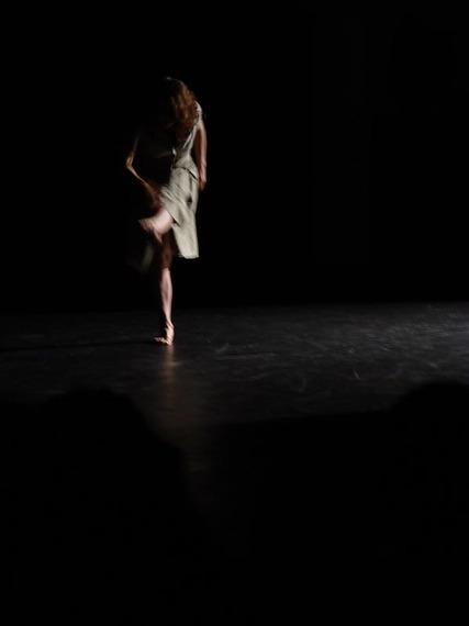 Danse et lecture