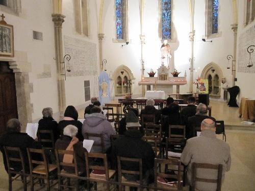 La Fabuleuse Histoire du Sacré-Coeur de Saint Germain du Crioult