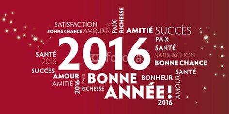 Et Bonne Année bien sur