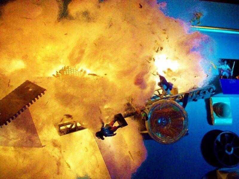 Aujourd'hui : Astérix en 2016, de nouveaux décors presque futuristes et quelques anciens effets spéciaux