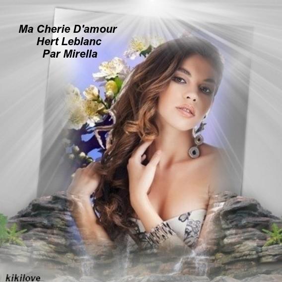 Ma Cherie D'amour   Hert Leblanc   Par Mirella