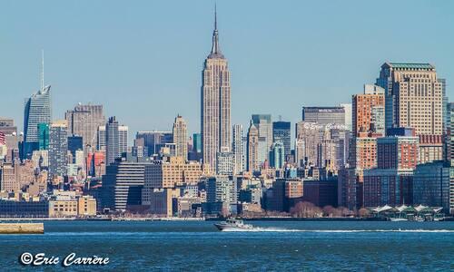 New York par Eric Carrère