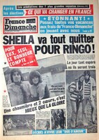 COVERS 1973 : 42 Unes !