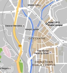 1er Juillet 2016 - Kuala Lumpur, toujours aussi amicale et généreuse