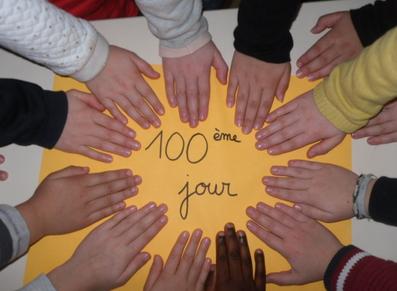 100ème jour d'école