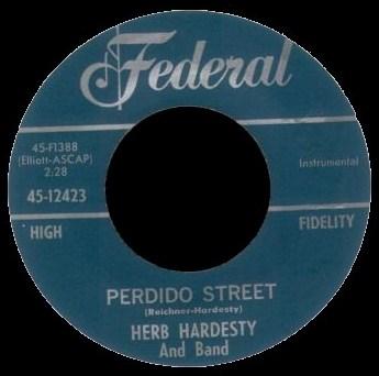 Herb Hardesty - Perdido Street