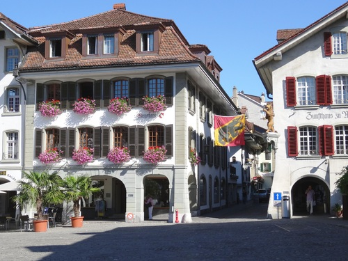 Thoune en Suisse (photos)