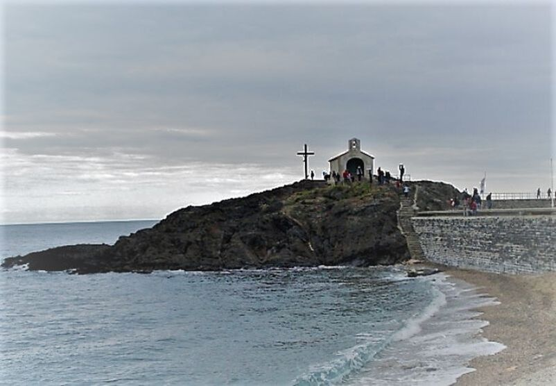 Vers Collioure...