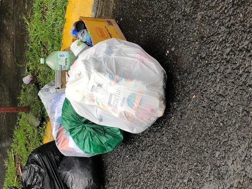 Les déchets autour de nous
