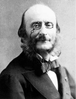 Jacques Offenbach - 1819-1880