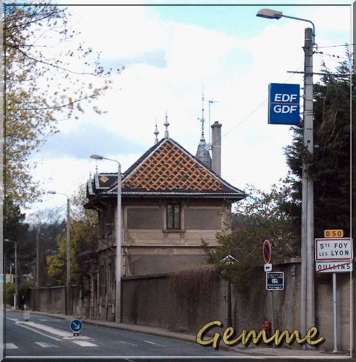 Petit Château de La Bachasse