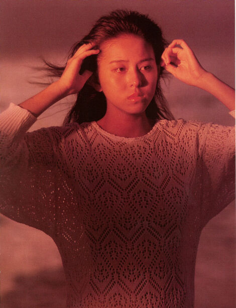 Photobooks : ( |25.09.1987| Aya Sugimoto : Photobook 『ON SHORE 海風にGood‐Bye』 )
