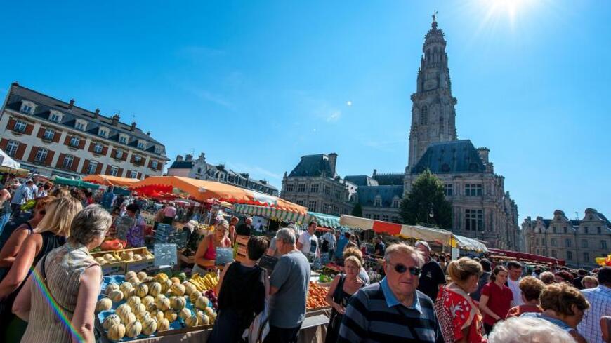 Le marché de Dieppe élu plus beau marché de France