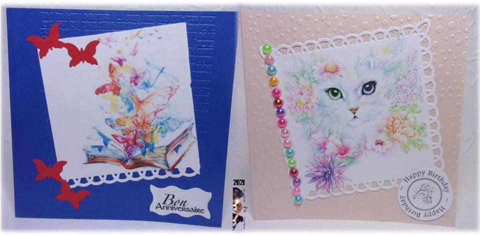 """Cartes """"animaux"""""""